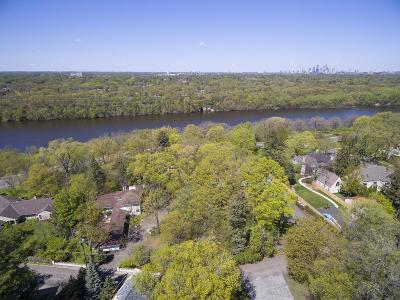 Saint Paul Residential Lots & Land For Sale: 276 Mississippi River Boulevard S