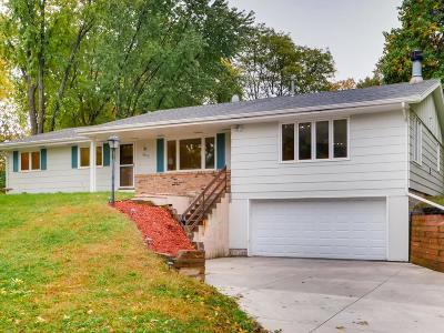 Burnsville Single Family Home Contingent: 3401 Barbara Lane