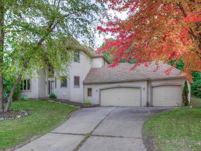 Burnsville Single Family Home For Sale: 12725 Sable Drive