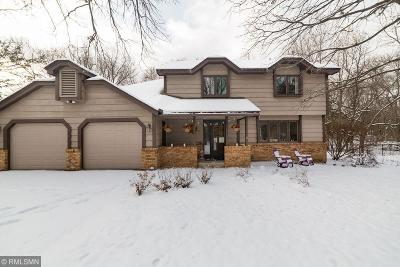 Andover Single Family Home For Sale: 17208 Woodbine Street NW