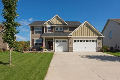 Medina Single Family Home For Sale: 3314 Butternut Drive