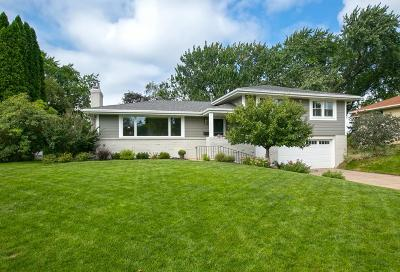 Edina MN Single Family Home For Sale: $565,000