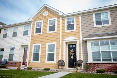 Maple Grove Condo/Townhouse For Sale: 8286 Jonquil Lane N