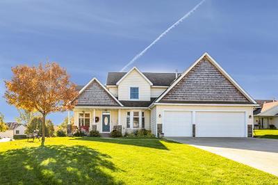 Howard Lake Single Family Home For Sale: 2039 Greens Circle