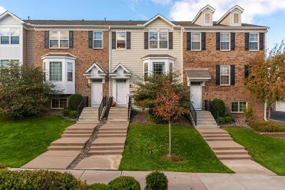Columbia Heights Condo/Townhouse For Sale: 3865 Keyes Street