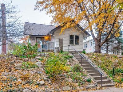 Saint Paul Single Family Home For Sale: 1243 Goodrich Avenue