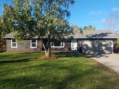 East Bethel Single Family Home For Sale: 19434 4th Street NE