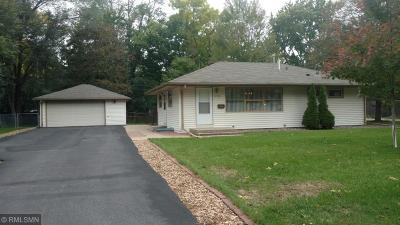 Bloomington MN Single Family Home For Sale: $229,900