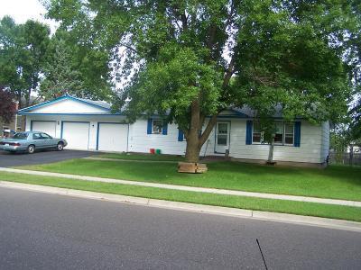 Cambridge Single Family Home For Sale: 1300 Adams Street S