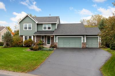Eagan MN Single Family Home For Sale: $399,900
