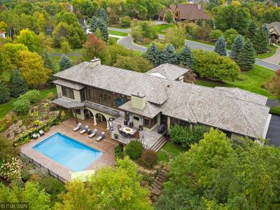 Lake Elmo Single Family Home For Sale: 9525 Whistling Valley Trail