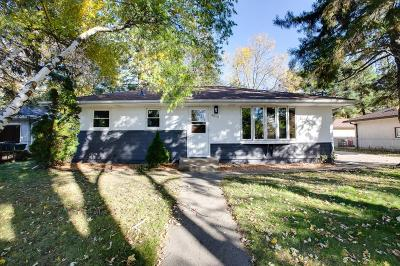 Columbia Heights Single Family Home For Sale: 4019 Hayes Street NE