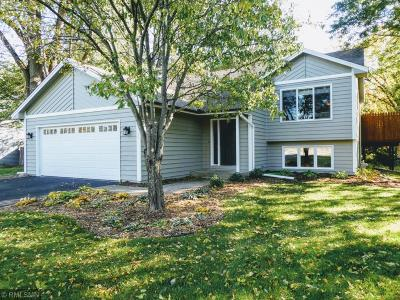 Eden Prairie MN Single Family Home For Sale: $316,000