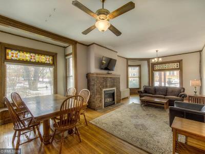 Minneapolis Rental For Rent: 432 Ridgewood Avenue #1