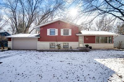 White Bear Lake Single Family Home For Sale: 2160 County Road F E