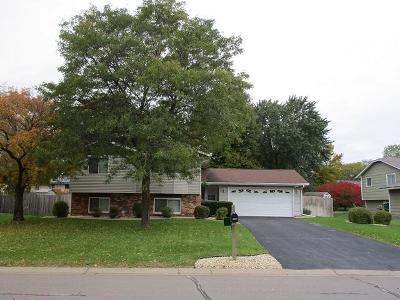 Brooklyn Park Single Family Home For Sale: 7565 Dupont Avenue N