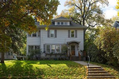 Saint Paul Single Family Home For Sale: 1988 Lincoln Avenue