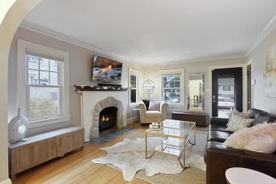 Minneapolis Single Family Home For Sale: 5317 Ewing Avenue S