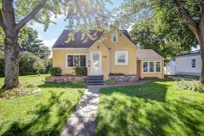 Osseo Single Family Home For Sale: 116 3rd Street NE