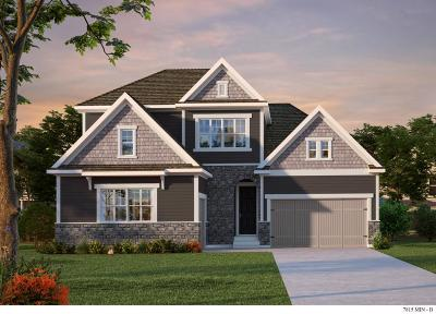 Wayzata, Plymouth Single Family Home For Sale: 6100 Jewel Lane N