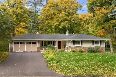 Minnetonka Single Family Home Contingent: 3936 Avondale Street