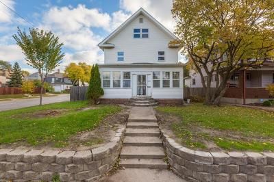 Minneapolis Single Family Home For Sale: 3501 Park Avenue