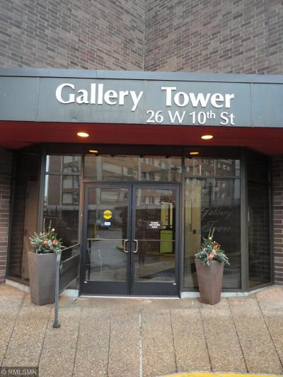 Saint Paul Condo/Townhouse For Sale: 26 10th Street W #1105