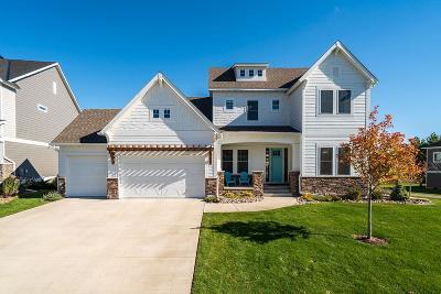 Medina Single Family Home For Sale: 3060 Wild Flower Trail