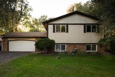 Fridley Single Family Home For Sale: 7420 Bacon Drive NE