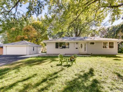 Bloomington MN Single Family Home For Sale: $309,000