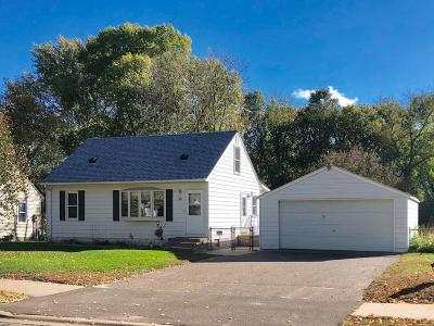 Circle Pines Single Family Home Contingent: 36 North Road