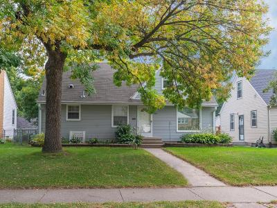 Minneapolis Single Family Home For Sale: 6017 Park Avenue