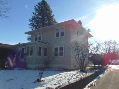 Saint Paul Single Family Home For Sale: 60 Wyoming Street E