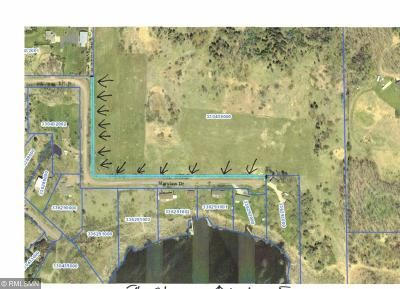 Sturgeon Lake Residential Lots & Land For Sale: Xxx Marview