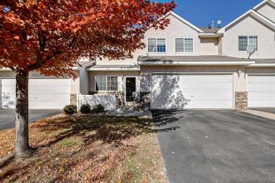 Prior Lake Condo/Townhouse For Sale: 5422 Fawn Meadow Curve SE