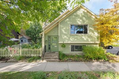 Minneapolis MN Single Family Home For Sale: $275,000