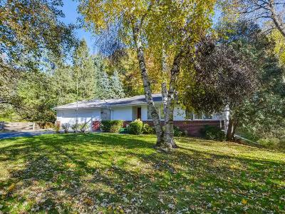 Plymouth Single Family Home For Sale: 1330 Oakview Lane N