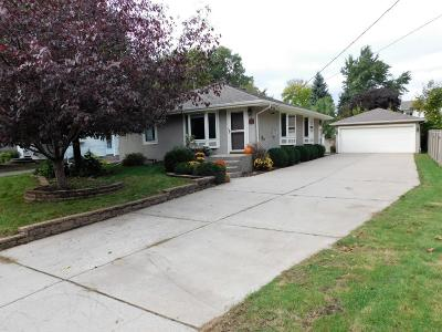 Columbia Heights Single Family Home For Sale: 211 40th Avenue NE