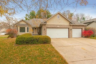 White Bear Lake Single Family Home Contingent: 5882 Meadowview Drive