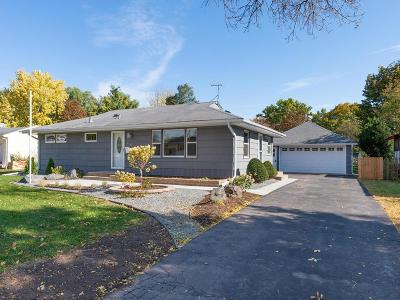Bloomington MN Single Family Home For Sale: $284,500
