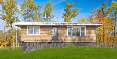 Aitkin MN Single Family Home For Sale: $99,900