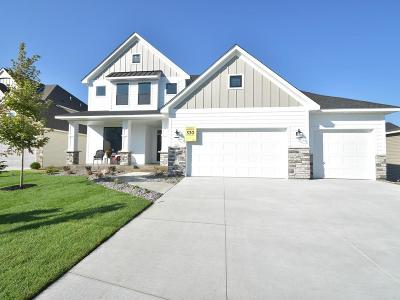 Hennepin County Single Family Home For Sale: 12790 Lake Vista Lane