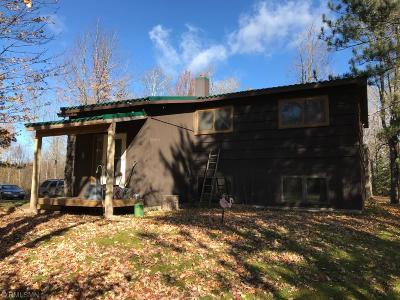 Cloquet Single Family Home For Sale: 2969 Big Lake Road