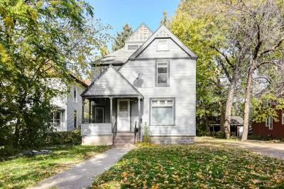 Minneapolis Multi Family Home For Sale: 805 7th Street SE