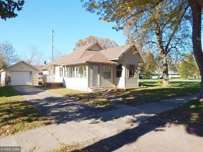 Foley MN Single Family Home For Sale: $89,900