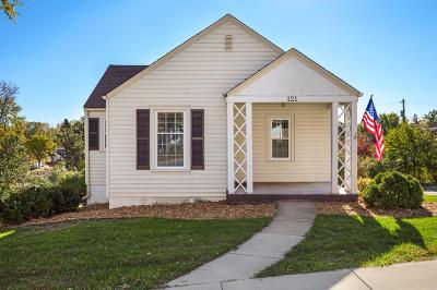 Eden Prairie, Carver, Chaska, Chanhassen Single Family Home For Sale: 121 4th Street W
