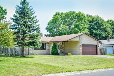 Shoreview Single Family Home Contingent: 4868 Kent Drive