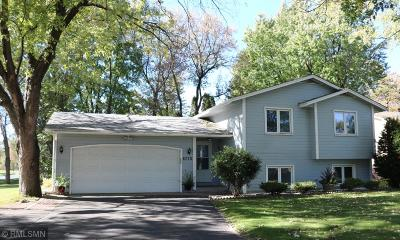Fridley Single Family Home For Sale: 6770 Brookview Drive NE