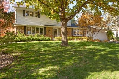 Burnsville Single Family Home For Sale: 10923 Territorial Drive