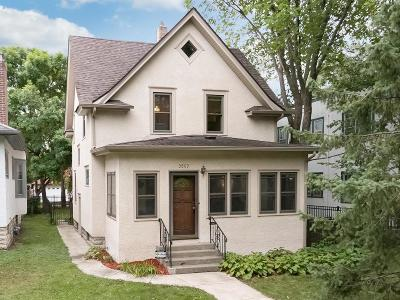 Single Family Home For Sale: 3507 Harriet Avenue